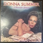 Donna Summer - I Remember Yesterday LP (VG+/VG) -disco-