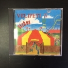 Velipeti - Sirkus CD (M-/M-) -pop rock-