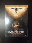 Haunting In Connecticut DVD (G/M-) -kauhu-