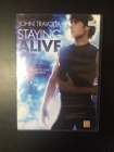 Staying Alive DVD (M-/M-) -draama-