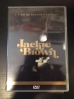 Jackie Brown 2DVD (VG+/M-) -toiminta-