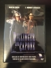 Dillinger And Capone DVD (VG/M-) -toiminta/draama-