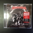 Airbourne - Runnin' Wild CD (M-/M-) -hard rock-