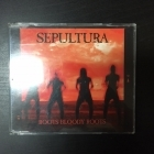 Sepultura - Roots Bloody Roots CDS (VG+/M-) -groove metal/thrash metal-