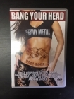 Bang Your Head 2001-2002 DVD (M-/M-) -hard rock/heavy metal-