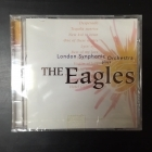 London Symphonic Orchestra - Plays The Eagles CD (avaamaton) -klassinen-