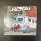 Pietari - Hopeatähti CD (VG+/M-) -hip hop-
