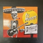 Los Bastardos Finlandeses - My Name Is El Muerte CD (VG+/VG+) -hard rock-