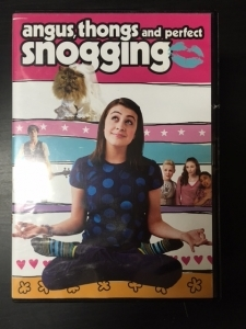 Angus, Thongs And Perfect Snogging DVD (VG+/VG) -komedia/draama-
