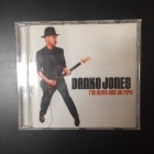 Danko Jones - I'm Alive And On Fire CD (VG+/M-) -garage rock-