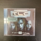 TLC - Fanmail CD (G/M-) -r&b/hip hop-