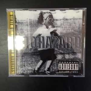 Biohazard - State Of The World Address CD (M-/M-) -rap metal-