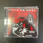 Faith No More - King For A Day Fool For A Lifetime CD (VG/M-) -alt metal-