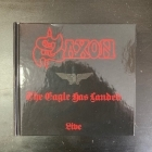 Saxon - The Eagle Has Landed (Live) (remastered) CD (M-/M-) -heavy metal-