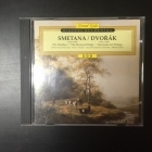Smetana / Dvorak - The Moldau / The Bartered Bride / Serenade For Strings CD (VG+/VG+) -klassinen-