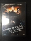 Universal Soldier - Day Of Reckoning DVD (VG/M-) -toiminta-