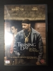 Training Day DVD (M-/M-) -toiminta-