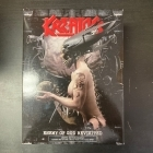 Kreator - Enemy Of God Revisited (limited edition) DVD+CD (VG+/M-) -thrash metal-