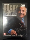 Bucky Pizzarelli - Favorite Solos DVD (G/M-) -jazz- (R1 NTSC)