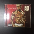 50 Cent - Get Rich Or Die Tryin' CD (VG/VG+) -hip hop-
