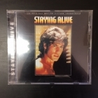 Staying Alive - The Original Motion Picture Soundtrack CD (VG/M-) -soundtrack-