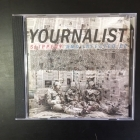 Yournalist - Slippery And Infected EP CDEP (M-/M-) -indie rock-