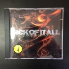 Sick Of It All - Scratch The Surface CD (VG+/VG+) -hardcore-