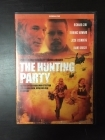 Hunting Party DVD (G/VG+) -seikkailu/draama-