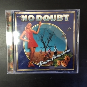 No Doubt - Tragic Kingdom CD (VG+/VG+) -alt rock-