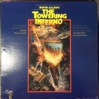 Towering Inferno - Original Motion Picture Soundtrack LP (VG+/VG+) -soundtrack-