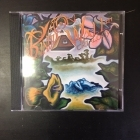 Kingston Wall - III Tri-Logy (remastered) CD (VG+/M-) -psychedelic prog rock-