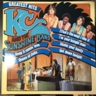 KC & The Sunshine Band - Greatest Hits LP (VG+-M-/VG+) -disco-