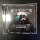 Sturm Und Drang - Learning To Rock (international edition) CD (VG+/M-) -heavy metal-