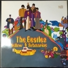 Beatles - Yellow Submarine (NL/1A062-04002) LP (M-/VG+) -pop rock-