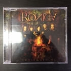 Ironica - Consequences CD (M-/VG+) -melodic heavy metal-