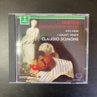 Tartini - Concertos For Violin CD (M-/M-) -klassinen-