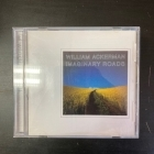 William Ackerman - Imaginary Roads CD (VG+/M-) -new age-