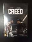 Creed - The Legacy Of Rocky DVD (VG+/M-) -draama-