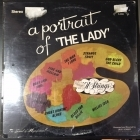 101 Strings - A Portrait Of The Lady LP (M-/VG+) -easy listening-