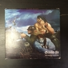October File - Holy Armour From The Jaws Of God CD (VG/VG) -post-hardcore-