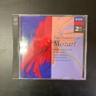 Mozart - The Essential Mozart 2CD (M-/VG+) -klassinen-