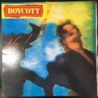 Boycott - No! LP (VG+/VG+) -hard rock-