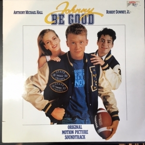 Johnny Be Good - Original Motion Picture Soundtrack LP (VG+/VG+) -soundtrack-
