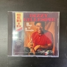 Dizzy Gillespie - Blue 'N' Boogie CD (G/M-) -jazz-