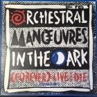 Orchestral Manoeuvres In The Dark - (Forever) Live And Die 12'' SINGLE (VG+/VG+) -synthpop-