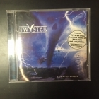 Twyster - Lunatic Siren CD (VG/VG+) -heavy metal-
