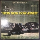 Living Voices - How Now, Dow Jones LP (VG+-M-/VG+) -musikaali-
