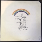 Capers And Carson - Capers And Carson LP (VG+-M-/VG+) -folk rock-