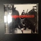 Mohammed - Blackbomber CD (VG+/M-) -hard rock/garage rock-