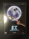 E.T. - The Extra-Terrestrial DVD (VG+/M-) -draama/sci-fi-